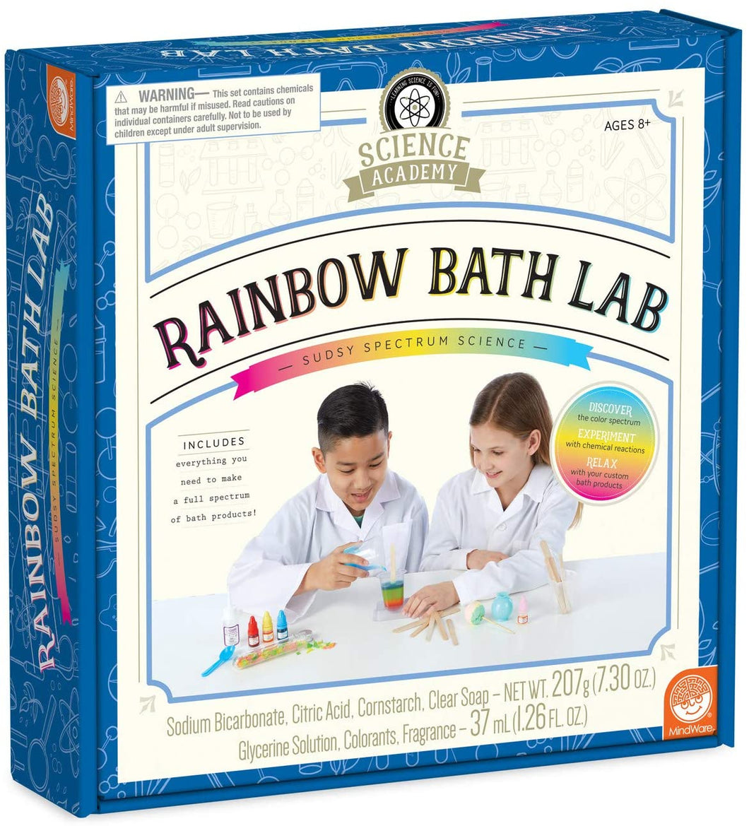 Rainbow Bath Lab