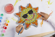Load image into Gallery viewer, Paint Your Own Stepping Stone Sun