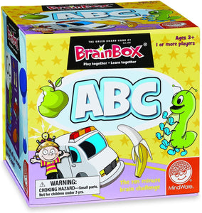 Brain Box- ABC's