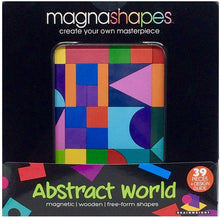 Load image into Gallery viewer, Magna Shape Puzzle Assorted