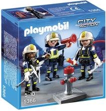 Load image into Gallery viewer, PLAYMOBIL Fire Rescue Crew