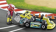 Load image into Gallery viewer, PLAYMOBIL Go-Kart Racer Carry Case Building Set