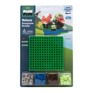 Plus Plus Baseplate - Nature