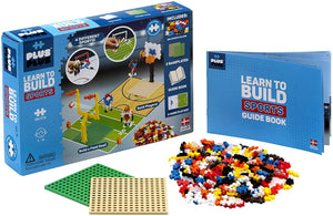 Plus Plus - Learn to Build, Sports