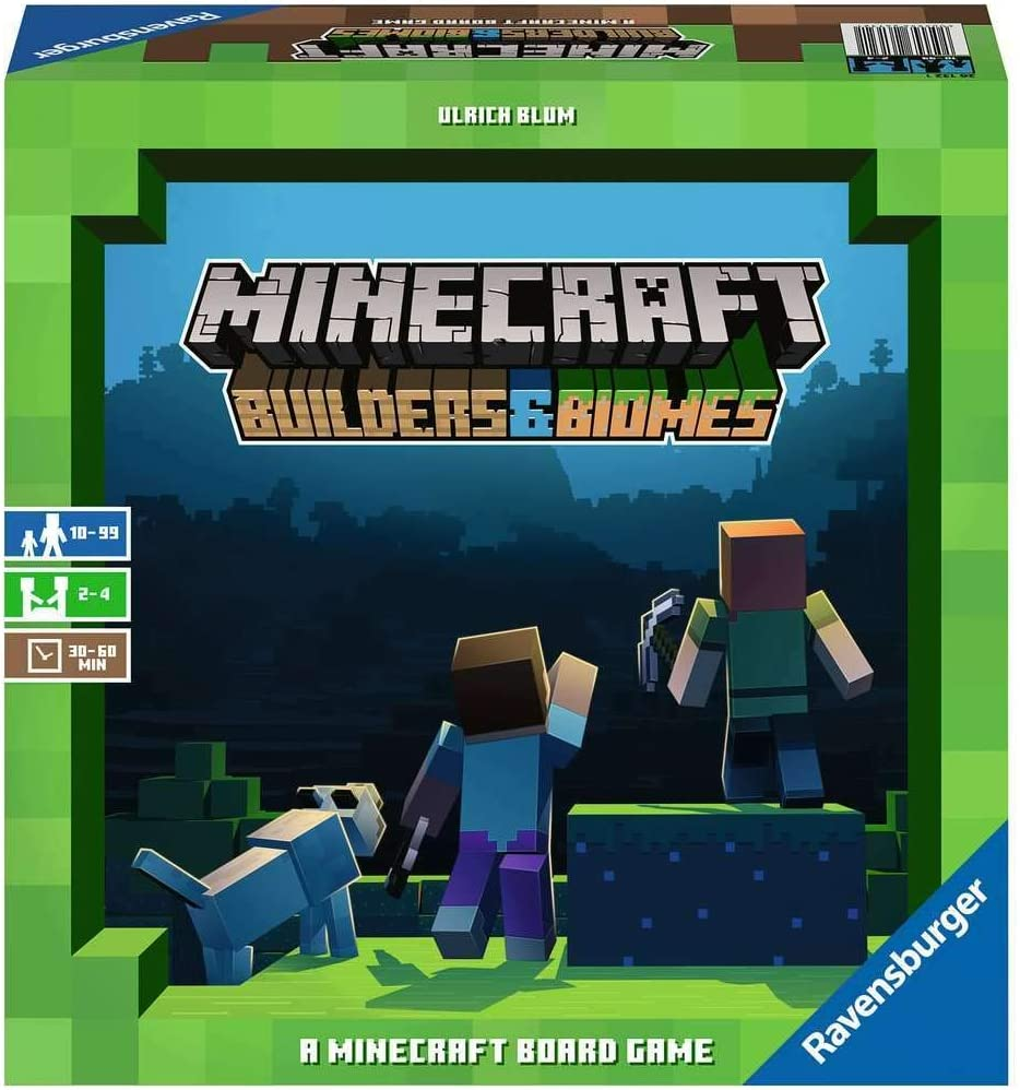 Minecraft : Builders & Biomes