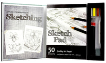 Load image into Gallery viewer, MC Sketching Kit