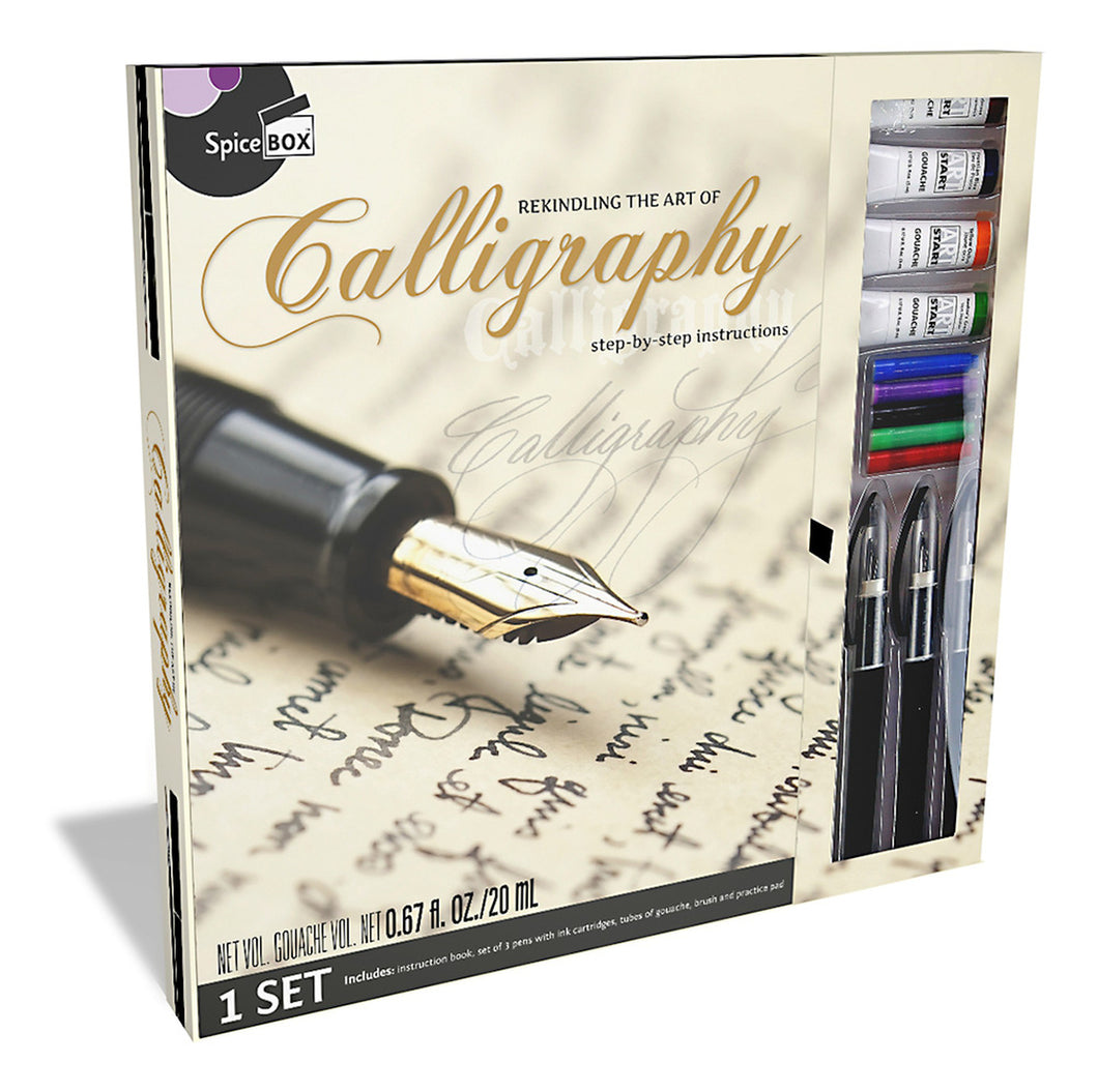 MC Calligraphy Kit