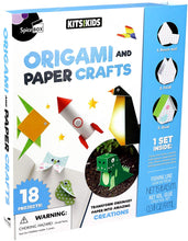 Load image into Gallery viewer, Origami and Paper Crafts