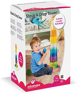 Stack & drop Tower