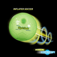 Load image into Gallery viewer, Tangle Nightball Light Up Soccer Ball