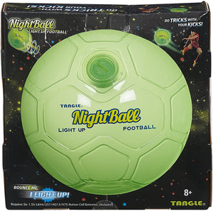 Tangle Nightball Light Up Soccer Ball