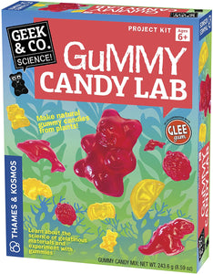 Gummy Candy Lab