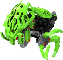 Load image into Gallery viewer, Motorized Alien Robots Building Kit