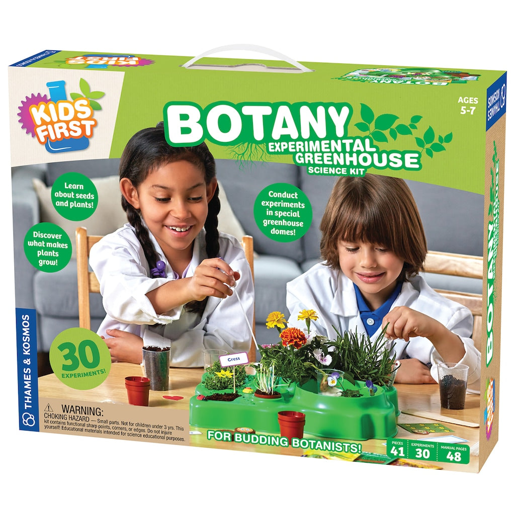 Botany Experiment Greenhouse