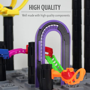 Roller Coaster Challenge STEM Building Set