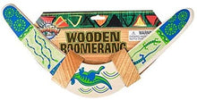 Load image into Gallery viewer, Wood Boomerang 14.5""