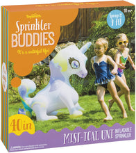 Load image into Gallery viewer, Unicorn Sprinkler