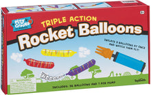 Load image into Gallery viewer, Triple Action Rocket Balloon Kit