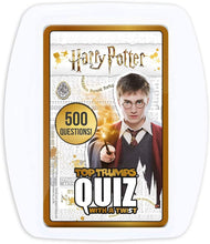 Load image into Gallery viewer, Harry Potter Quiz Game