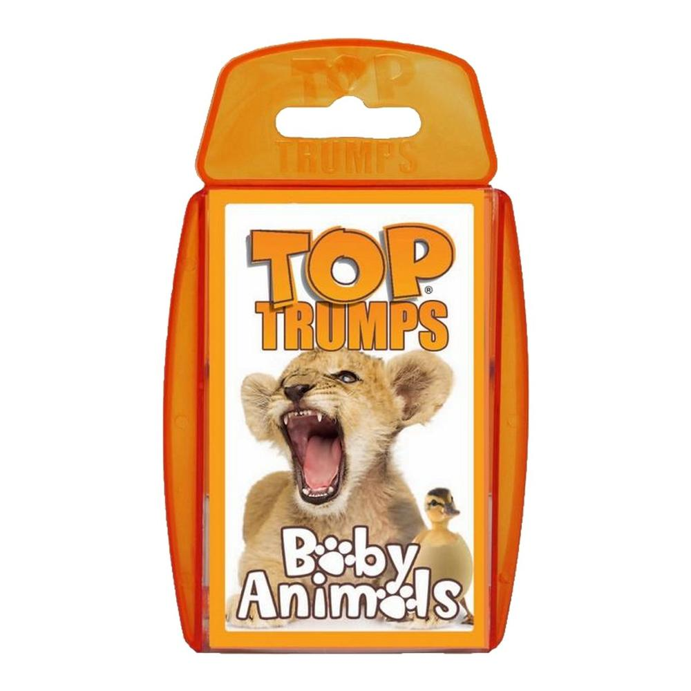 Top Trumps Game- Assorted
