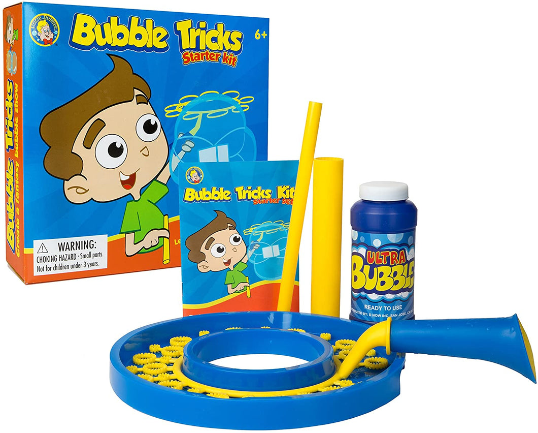 Bubble Tricks Kit