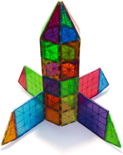 Load image into Gallery viewer, Magna Tiles Clear Colors 100 p