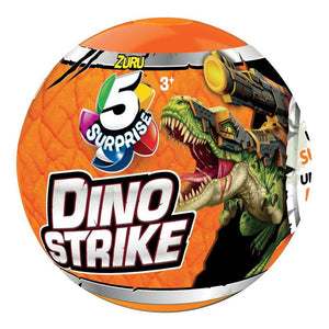 5 Surprise Dino Strike