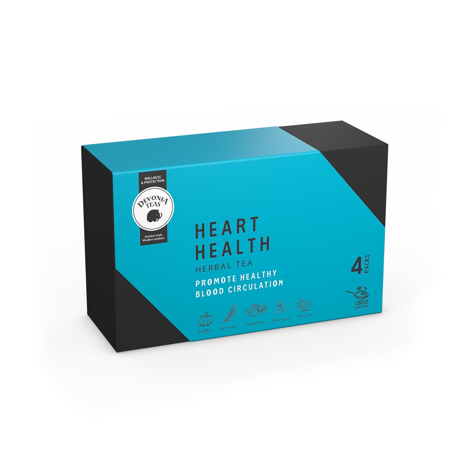 Heart Health Herbal Tea 100 Gr