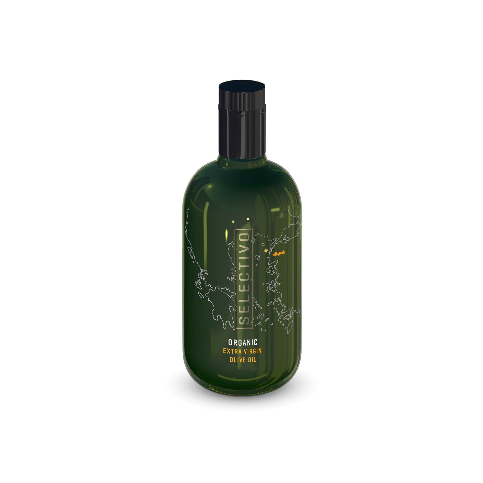 Organic Extra Virgin Olive Oil Gokceada 750 ml