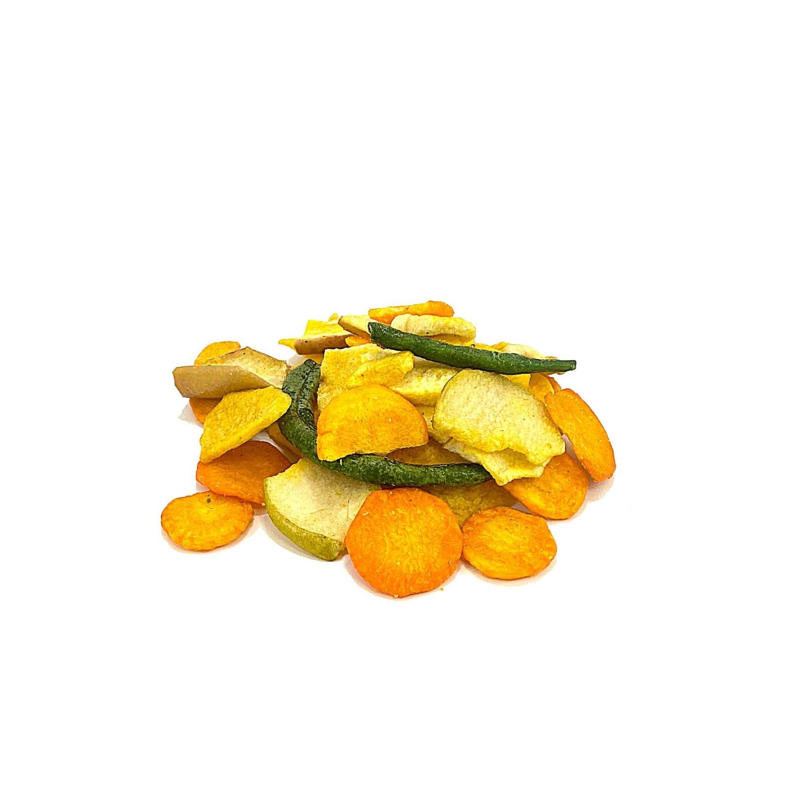 Vegetable & Fruit Chips 100 gr