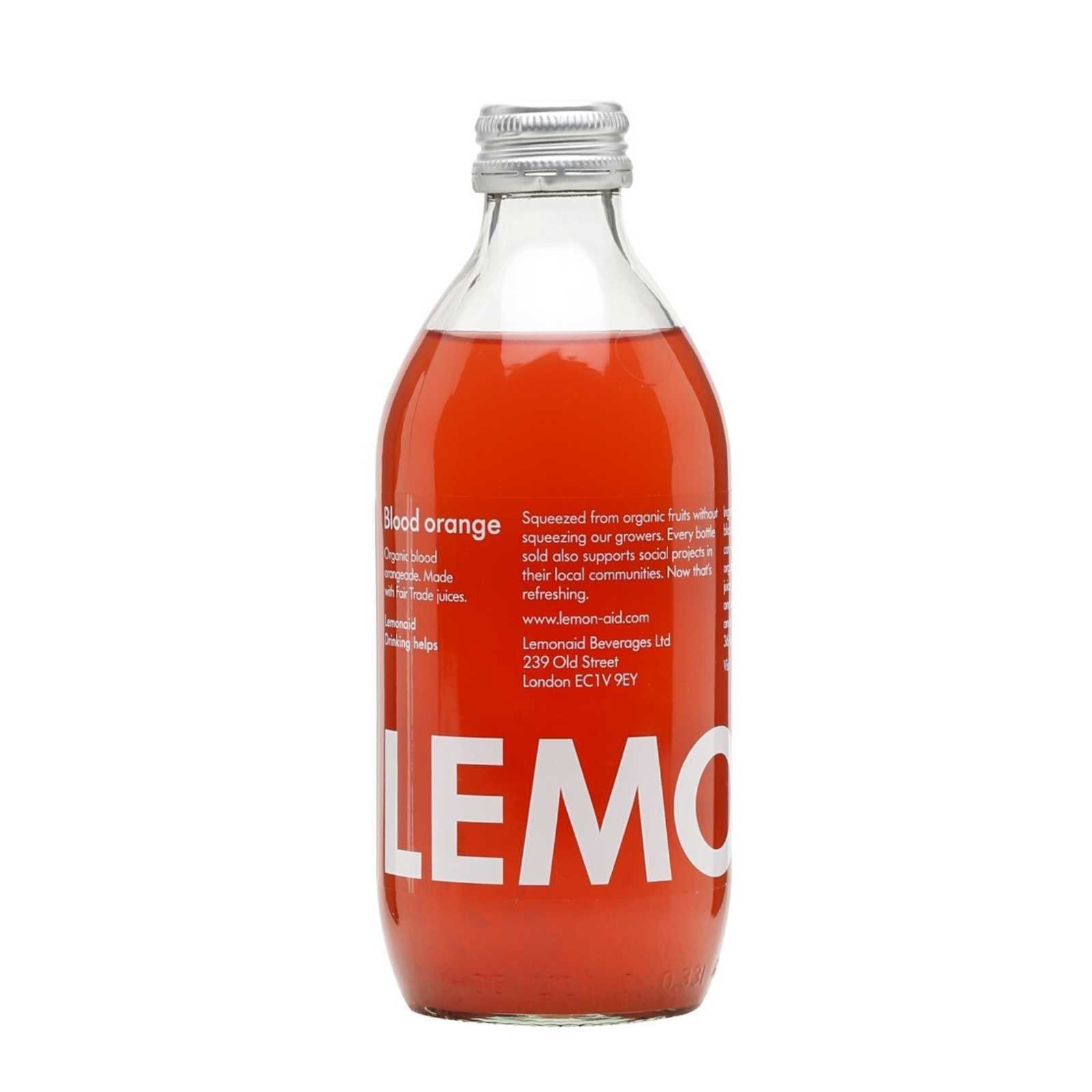 Lemonaid Blood Orange 330 ml
