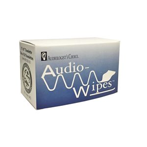 AudioWipes Singles (30/box)