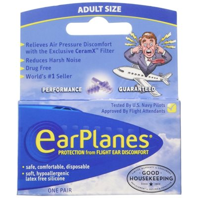 Ear Planes - Adult (pair)