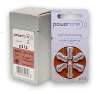 Powerone 312 batteries