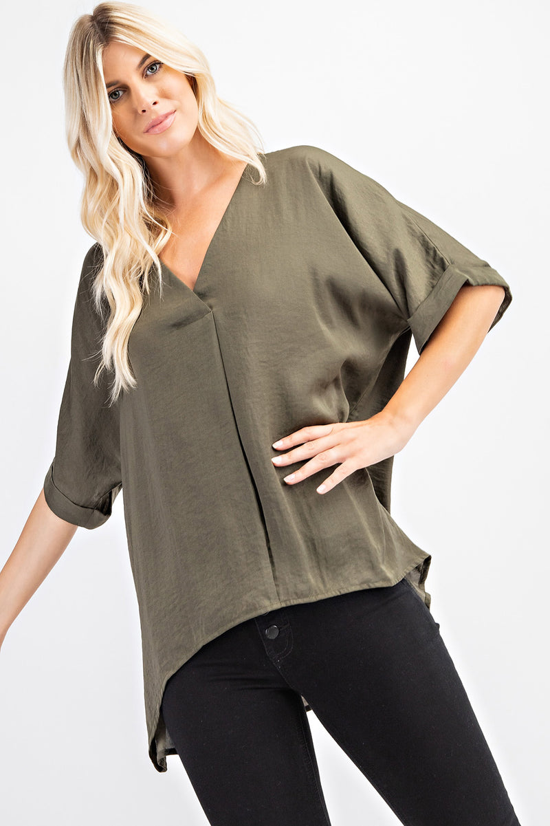 Fall Vibes Top