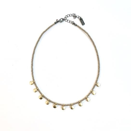 Disco Choker Necklace