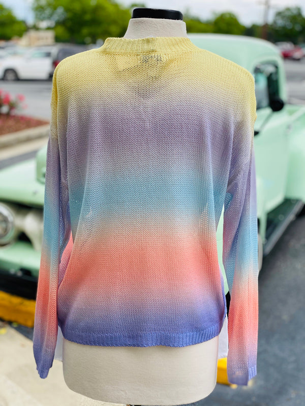 Hayden Gradient Sweater