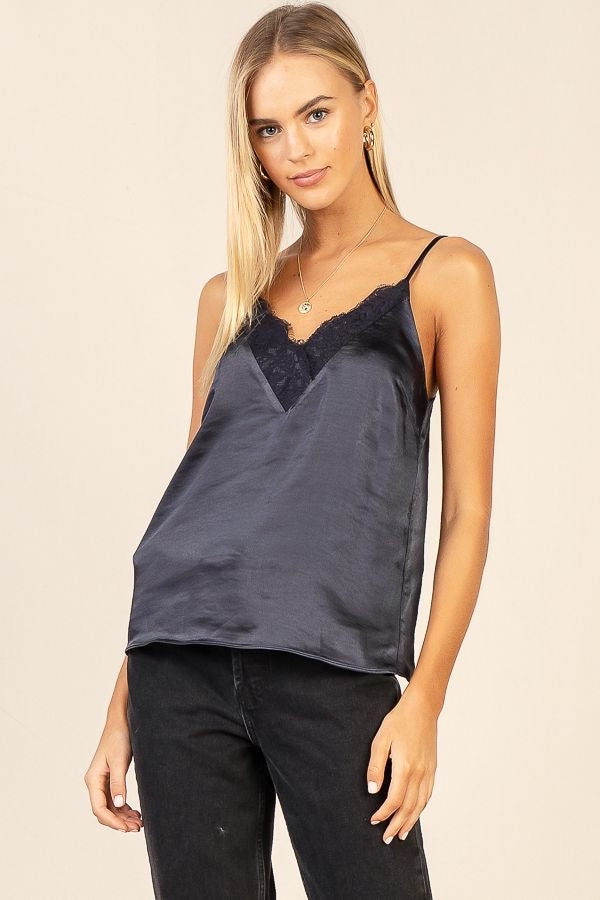 Sweetheart Cami Top