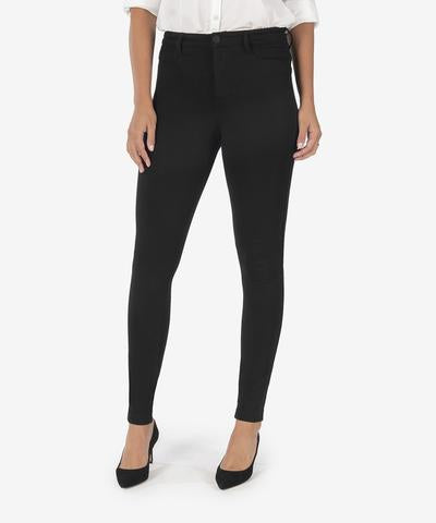 MIA High Rise Toothpick BLK Skinny