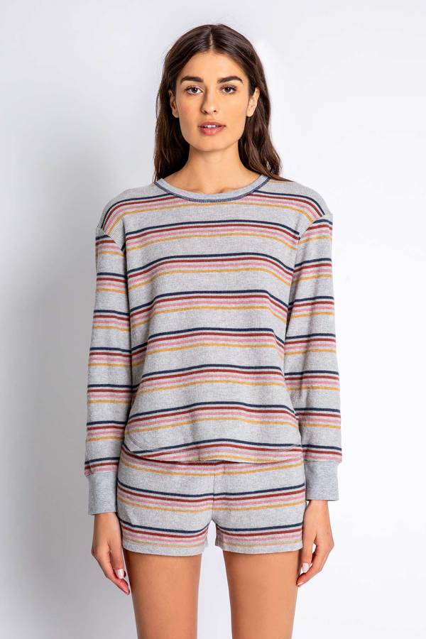 Retro Revival LS Top
