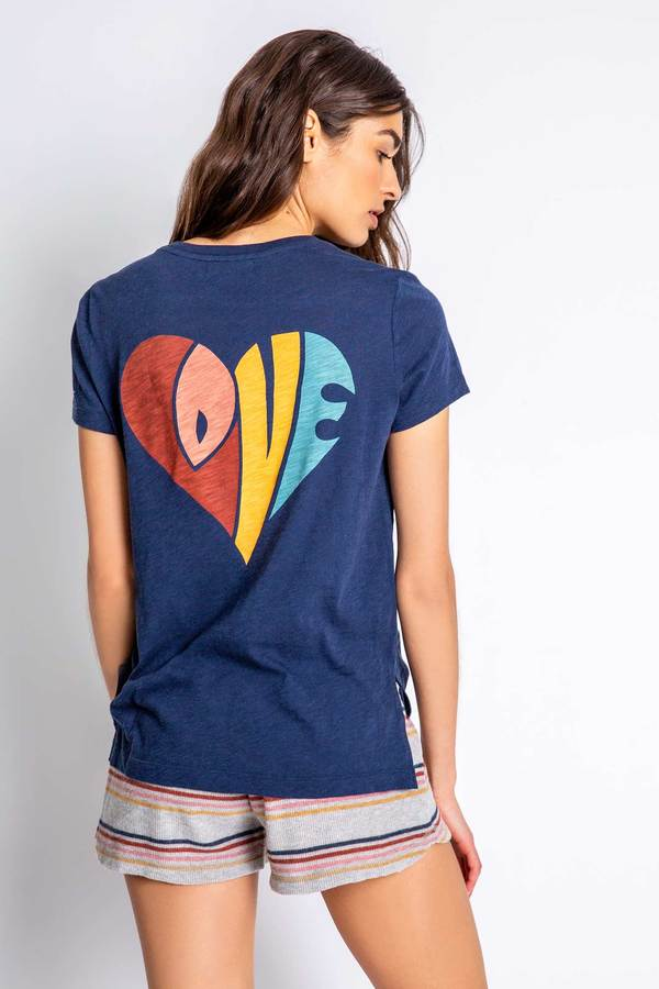 Love Retro Revival Tee