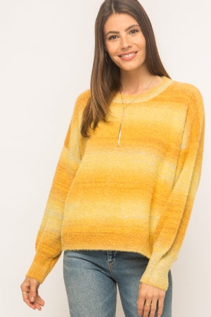 Sunburst Sweater
