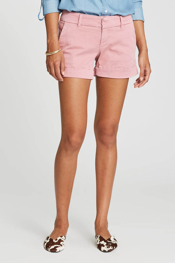 Hampton Cuffed Short Midrise