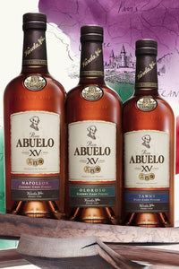 Abuelo Tripack Finish Collection