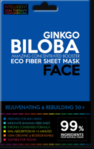 Ginkgo Biloba Intelligent Skin Therapy Face Mask