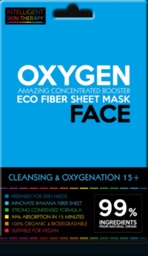 Oxygen Intelligent Skin Therapy Face Mask