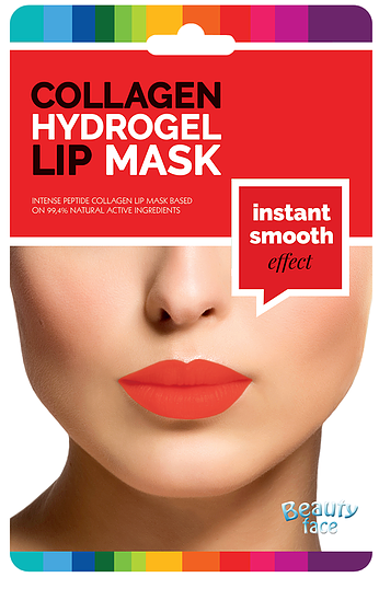 Beauty Face Collageen Instant Smooth lip masker