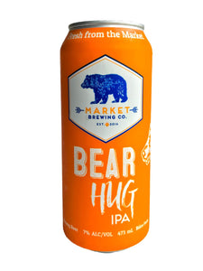 Market Brewing Bear Hug IPA