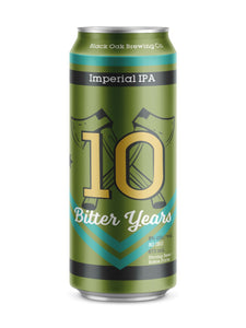 Black Oak 10 Bitter Years
