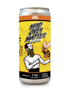 All or Nothing Mind Over Matter Mead Braggot